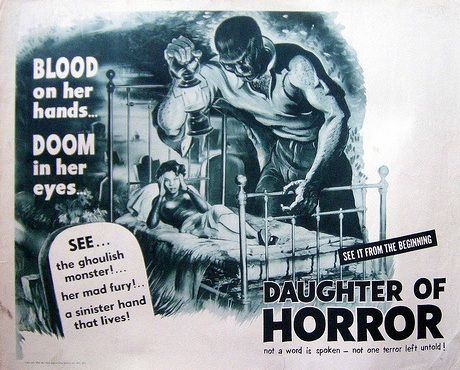 Image result for Daughter of Horror (1955)