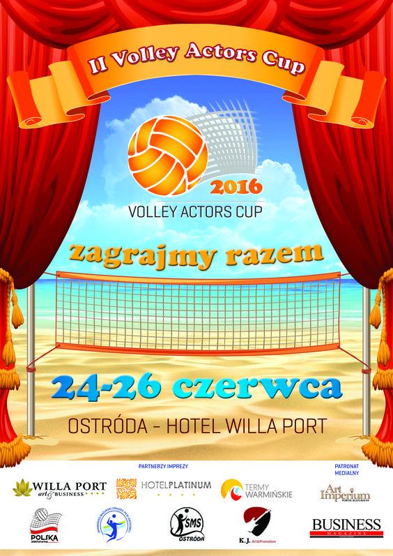 II Volley Actors Cup