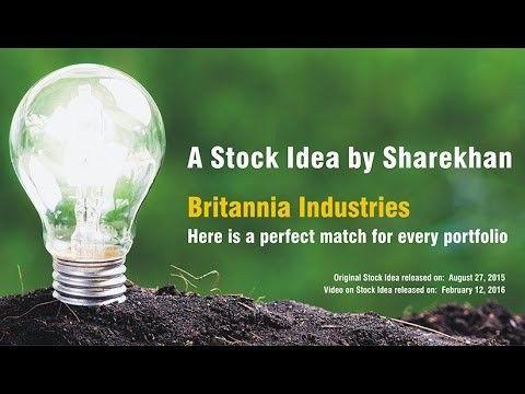 Sharekhan Stock Idea: Britannia Industries (in English): youtu.be/T2a2KvEPPeQ?a via @JeTradeVadodara