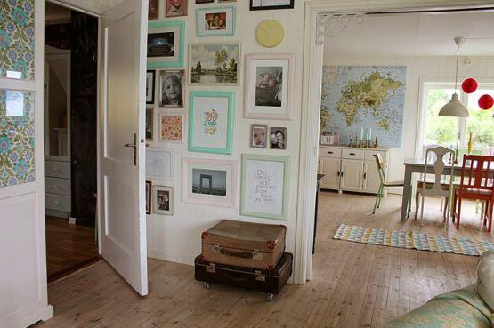 Decoracion Escandinava Infantil ~ Una casa noruega llena de color decoraci?n n?rdica escandinava