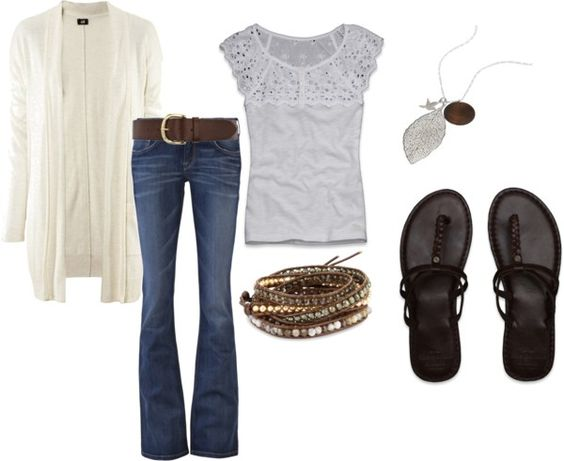 cute, created by mamie2shoes on Polyvore