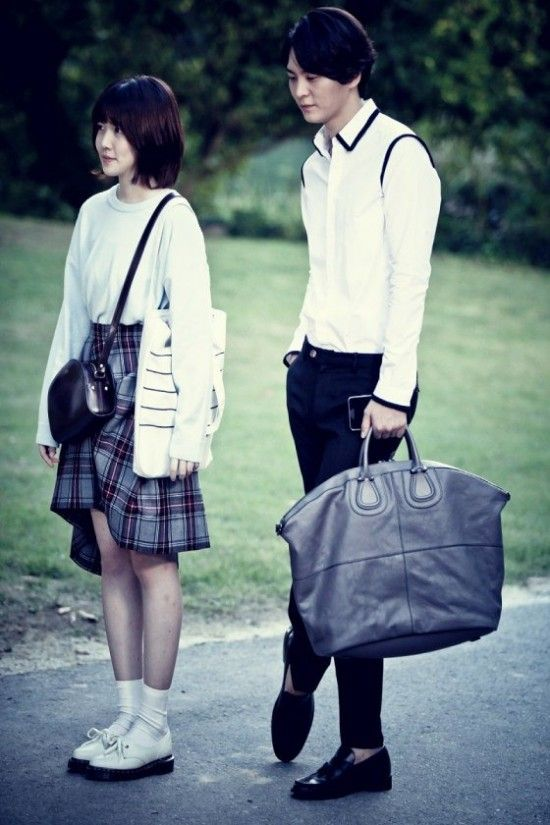 Cantabile Tomorrow. I'm excited even if Joo Won has a giant man-purse!!