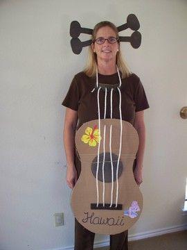 Ukulele Costume: