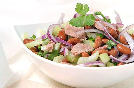 Italian Tuna & Bean Salad