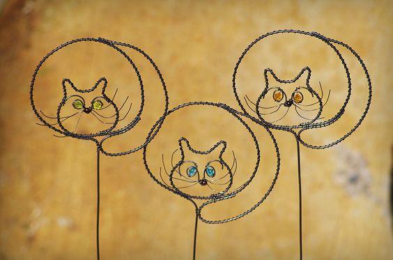 Líná kočička - zápich..: