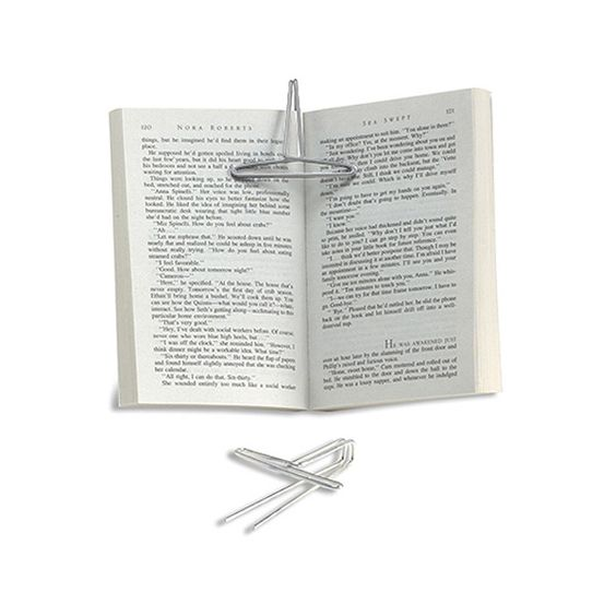 Book Magic http://www.containerstore.com/shop/office/officeAccessories?productId=10010456=1B970D49-7B58-5166-B198-76C441C1DAF4