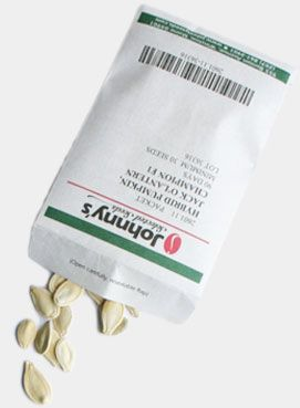 Package of Johnny's Selected Seeds