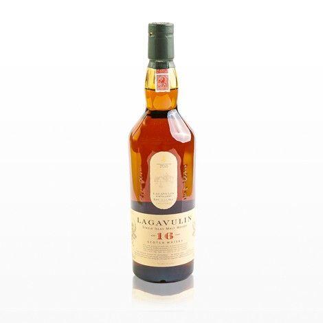 Lagavulin  16 Year Old Malt Scotch 43% 700 Ml