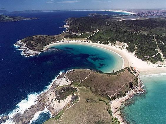 Praia das Conchas, Cabo Frio