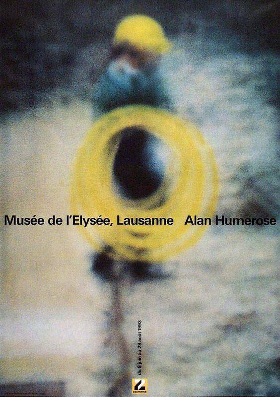 Werner Jeker – Alan Humerose, Musée de l'Elysée Lausanne, 1993
