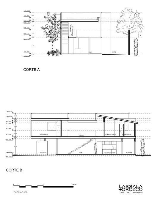 Galería De Casa Domus Tuam Lassala Orozco Arquitectos 15 Commercial Complex Domus Architecture Details