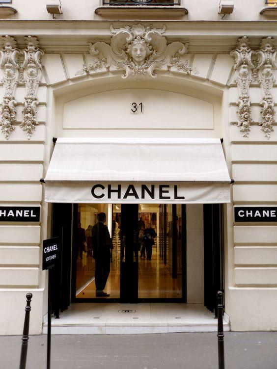 31 Rue Cambon Paris