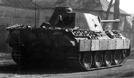 BE_PzKpfw V Panther Ausf. D / Kursk