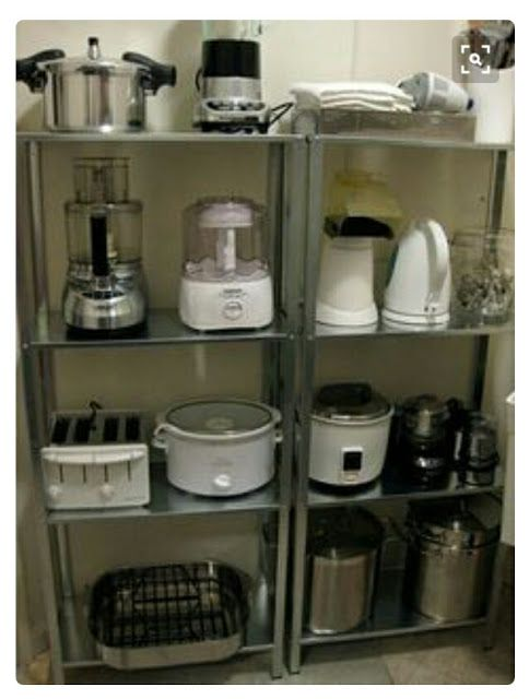 Whatever Apa Apa Sahaja Susunatur Perabot Ruang Sempit Ide Penataan Rumah Ide Dapur Penyimpanan Dapur