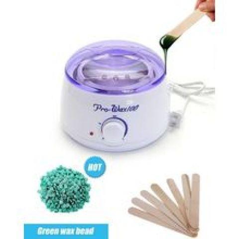 جهاز الشمع لازالة الشعر Slow Cooker Crock Pot Cotton Candy Machine Wax