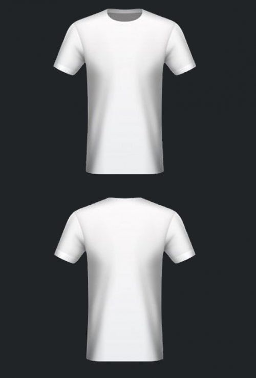 Download 10 Blank T Shirt Template Designs With Portrait Mode 06 Front And Back White T Shirts Hd Wallpapers Wallpapers Download High Resolution Wallpapers Blank T Shirts Shirt Template T Shirt