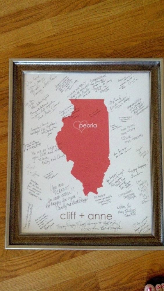 wedding state wedding illinois wedding wedding print wedding ideas ...