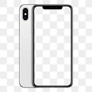 Maquete Do Iphone Xs Branco Iphone Phone Template Ipad Mockup