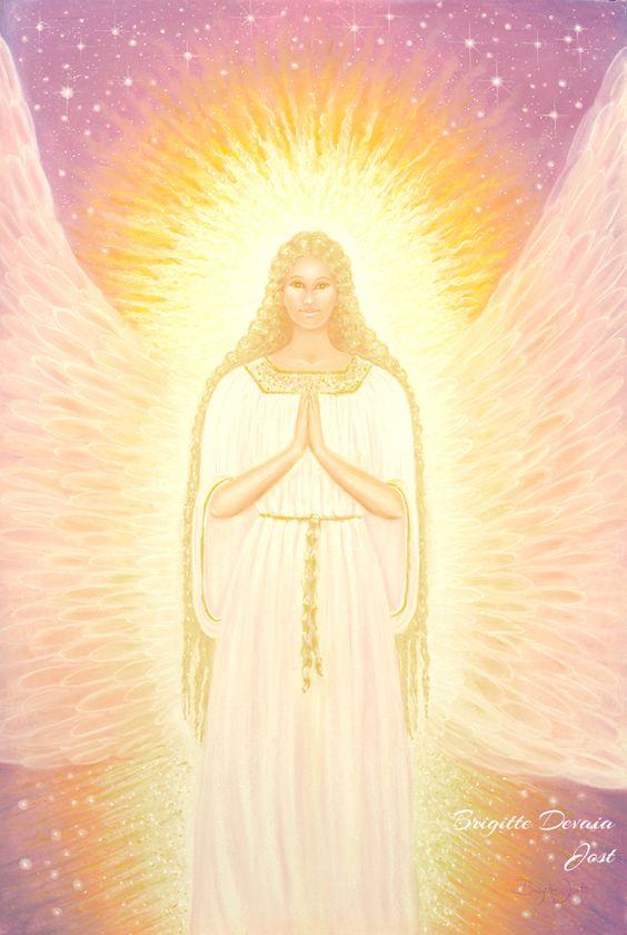 Brigitte Devaia Jost Angel of Prayer Angel of Prayers