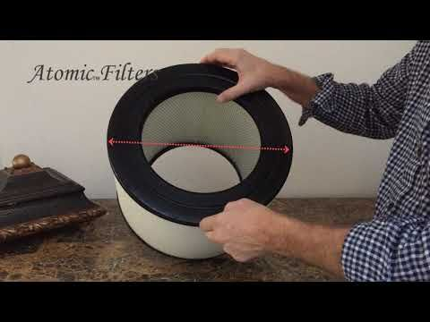 Find Honeywell Replacement Hepa Filter For Your Air Purifier Hepa Filter Air Purifier Hepa