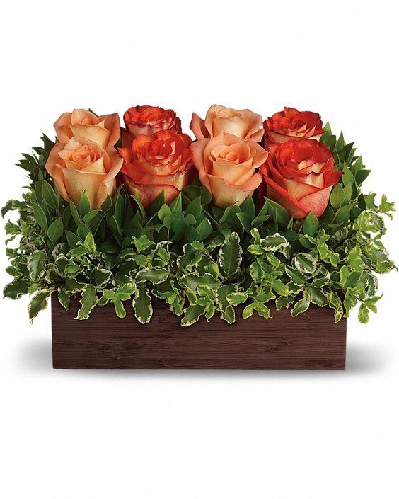 Teleflora's Uptown Bouquet: