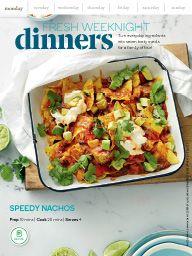 Fresh March 2016 : Weeknight Dinners