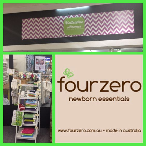 Collective Avenue opens June 2nd Greenslopes Mall  Brisbane #fourzerostores #collectiveavenue #babygifts