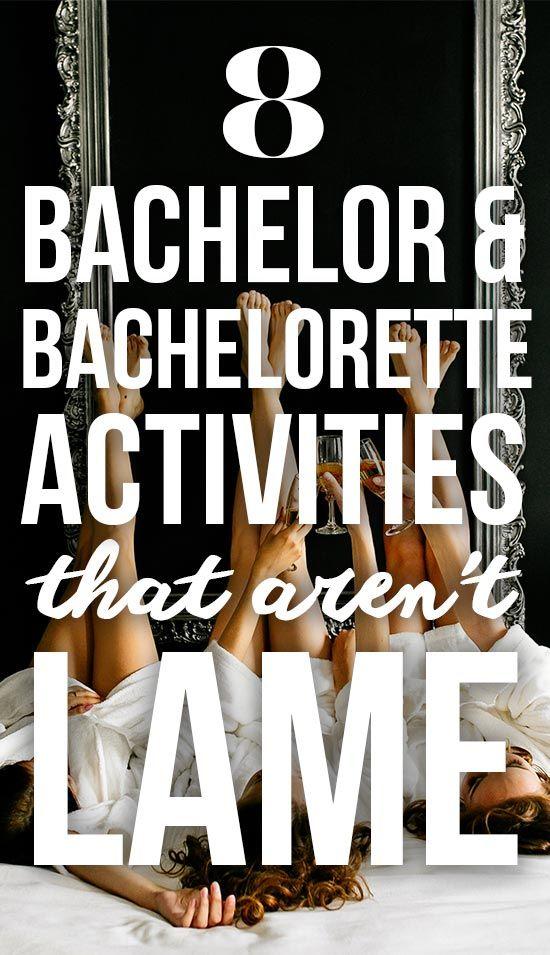 Joint Bachelor Bachelorette Party Ideas Fun Bachelor Bachelorette Party Games Bachelorette Bachelor Party Clean Bachelor Party Bachelor Party Themes