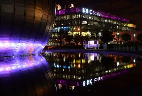 Imax & BBC Scotland, Glasgow
