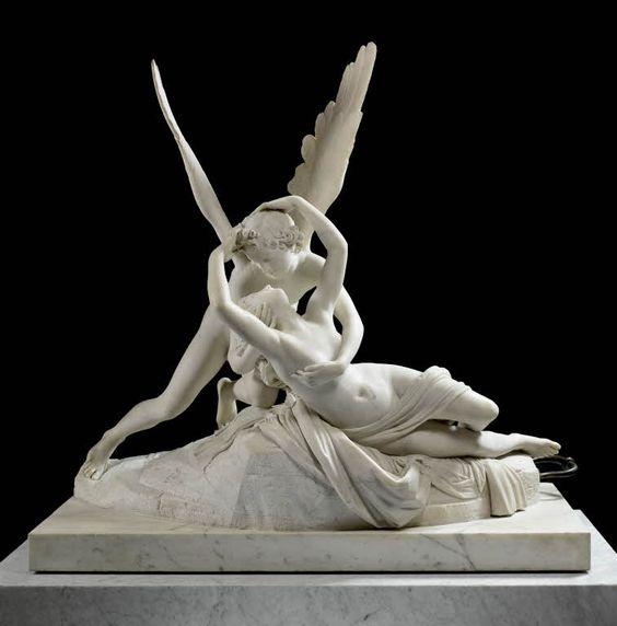 Antonio Canova, Cupid and Psyche,