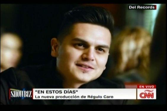 """Exclusiva con Régulo Caro quien lanza una nueva producción titulada """" en estos días """"…"""