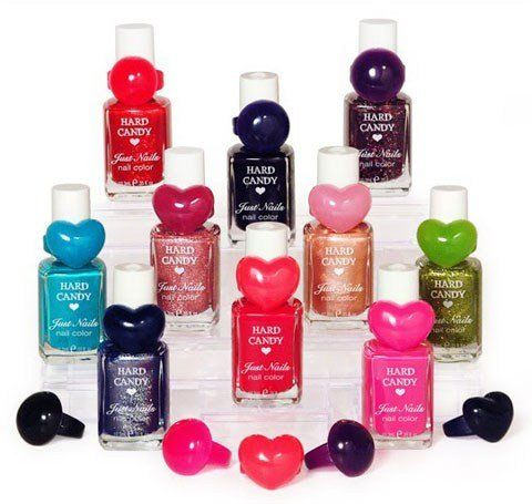 Hard Candy Nail Polish....did this used to be expensive? Now it's at Walmart...