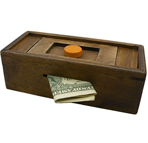 Magic Money Box How To Open