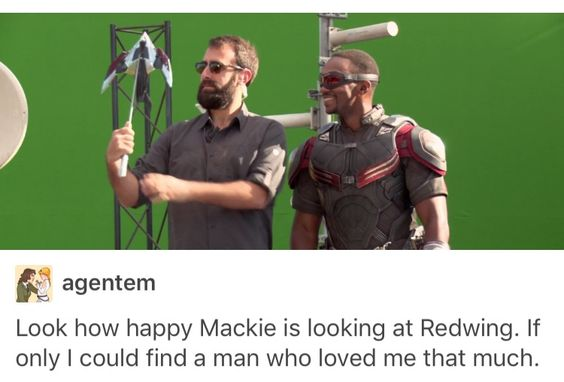 Reason #5789325 why Marvel has 100% perfect casting