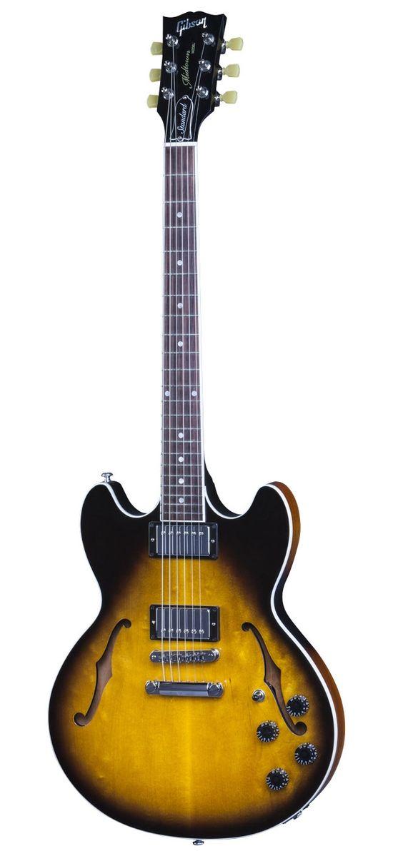 """Table érable<br />Corps acajou<br />Livrée en étui<br />Touche palissandre<br />Manche acajou : slim taper<br />Diapason : 24,75""""<br />Micros Burstbucker <a class='toolTip' ><b ><dfn title='Fait référence à l'aimant d'un micro de guitare ou de H.P guitare dont l'alliage est constitué d'Aluminium, Nickel et Cobalt. Selon le pourcentage des éléments incorporés on notera une différence de son significative.' style='speak:spell-out;cursor: help;'>Alnico</dfn></b><!----></a> II<b..."""