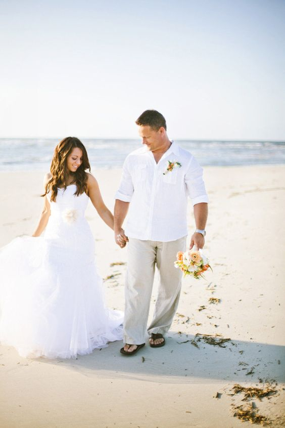 #beach Photography by heatherpaynephotography.com  Read more - http://www.stylemepretty.com/2012/09/05/beach-wedding-on-pawleys-island-from-heather-payne-photography/: