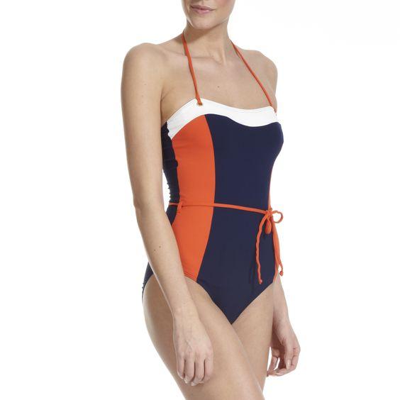 #LauraAshley swimwear, retro-tastic!