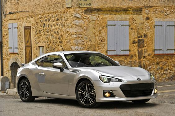 2013 Subaru BRZ: New rear-wheel-drive sports car with 2-liter, 200-horsepower flat Boxer engine and one of the lowest centers of gravity of any production car. Starts at $25,495.
