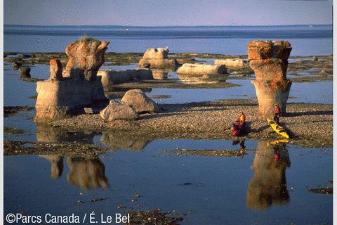 Parco Nazionale del Canada, arcipelago di Mingan