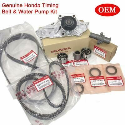 Oem Engine Timing Belt Kit Water Pump For Honda Acura Accord In 2020 Timing Belt Buick Gmc Acura
