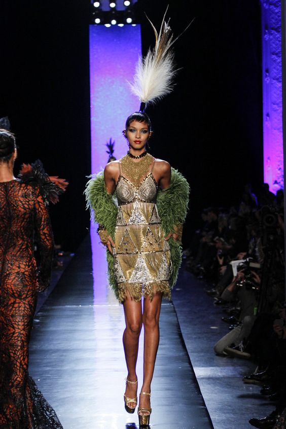 Jean Paul Gaultier Spring 2014 Couture Collection Photos - Vogue