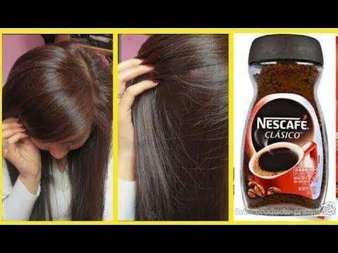 اصبغي شعرك للعيد بني بمكونات طبيعية بدون حناء ولا اوكسجين وبدون شيب والنتيجة مذهلة مجربة ناجحة Youtube Aloe Vera Hair Growth Hair Color Aloe Vera For Hair
