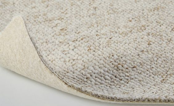Moquette bouclée PRIMUS, col ivoire, rouleau 4 m - Moquette - Collection Sol -