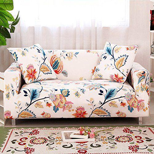 Hotniu Stretch Sofa Cover Spandex Couch Slipcover Fitted Https