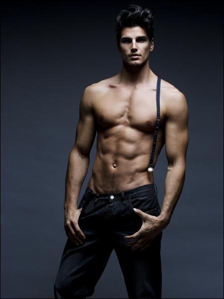 Aitor Mateo- Spanish Top model