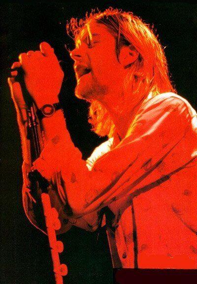 Kurt Cobain Live in Chicago, October 25, 1993