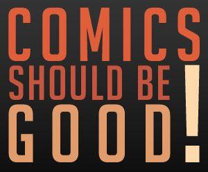 Good Comics Blog   Comic Book Resources