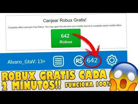 Este Usuario Te Da Robux Gratis En Roblox Videourl De Consigue 600 Robux Gratis Cada 2 Minutos En Roblox Truco Increible Cazando Mitos Youtube En 2020 Roblox Diseno De Juegos Generadores