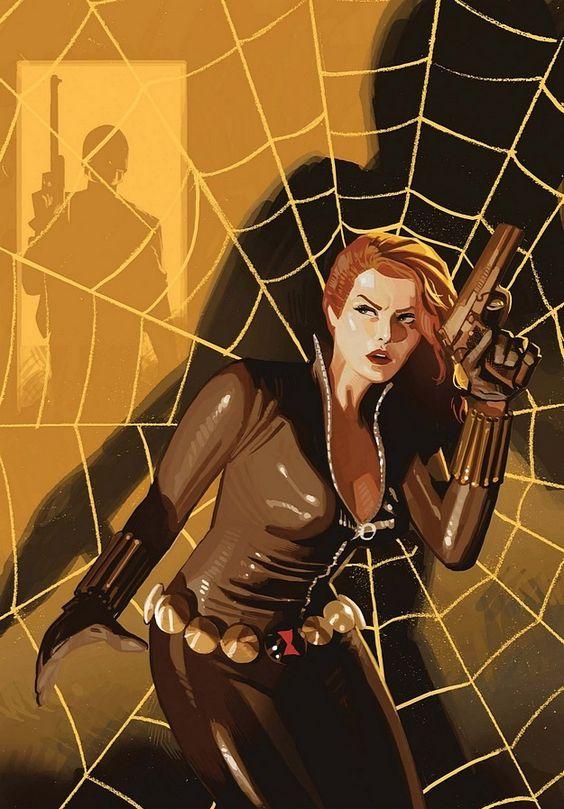 Black Widow: Black Widow #5
