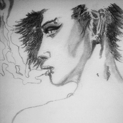 A lapiz. #dibujo #ilustracion #art #illustration